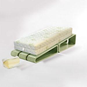 Materasso singolo memory H24   Esclusivo design
